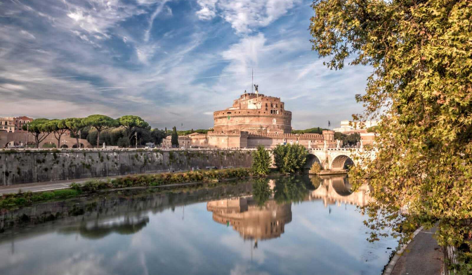 Scene from Rome